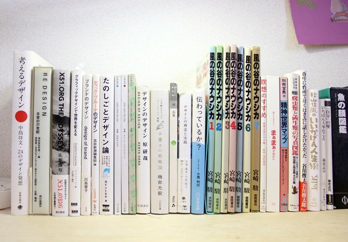 本並べ方2