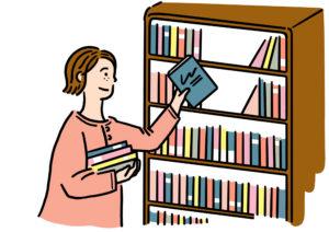 本棚を整理_バリューブックスの口コミ評判